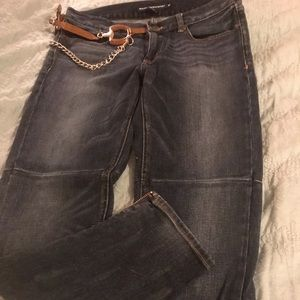 NWOT Unique Ralph Lauren Sport Ladies Jeans Size 8